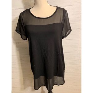 Vince Camuto Tops - Vince Camuto - Black Blouse